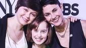 Tony Nominees - Brunch - 4/15 - Emily Skeggs - Sydney Lucas - Beth Malone