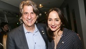 Tony Nominees - Brunch - 4/15 - David Rockwell - Lydia Leonard