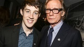 Tony Nominees - Brunch - 4/15 - Alex Sharp - Bill Nighy