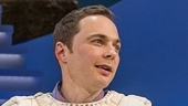 Jim Parsons as The Almighty in An Act of God