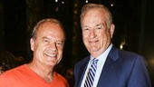 Finding Neverland - Backstage - 5/15 - Kelsey Grammer - Bill O'Reilly