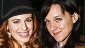 Finding Neverland - Backstage - 5/15 - Teal Wicks - Lena Hall