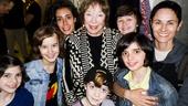 Fun Home - Backstage - 5/15 - Shirley MacLaine