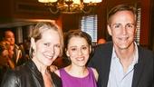 Fun Home - Sardi's - 6/15 - Rebecca Luker - Judy Kuhn - Howard McGillan