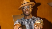 Hedwig and the Angry Inch - Meet and Greet - 6/15 - Taye Diggs