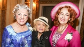 It Shoulda Been You - Backstage - 7/15 - Edie Windsor