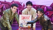 Something Rotten! - 100 episodes - 7/15 - Brian d'Arcy James, John Cariani and Christian Borle