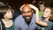 Fun Home - Actors Fund performance - 8/15 - Emily Skeggs, James Monroe Iglehart - Sydney Lucas