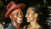 Hedwig and the Angry Inch - Taye Diggs - closing - 9/15 - Amanza Smith Brown