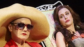 Alison Fraser and Caissie Levy in First Daughter Suite