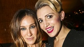 Sylvia - Opening - 10/15 - Sarah Jessica Parker and Annaleigh Ashford