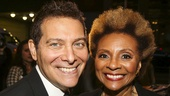 Sylvia - Opening - 10/15 - Michael Feinstein  and Leslie Uggams