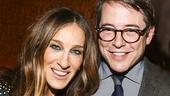 Sylvia - Opening - 10/15 - Sarah Jessica Parker and Matthew Broderick