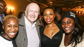 The Color Purple - First Performance - 11/15 - Cynthia Erivo, John Doyle, Jennifer Hudson & Danielle Brooks