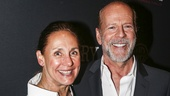 Misery - Opening - 11/15 - Laurie Metcalf and Bruce Willis
