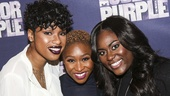 The Color Purple - Meet the Press - 11/15 - Jennifer Hudson, Cynthia Erivo and Danielle Brooks