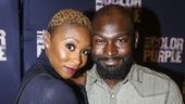 The Color Purple - Meet the Press - 11/15 - Cynthia Erivo and Isaiah Johnson