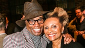 Kinky Boots - Billy Porter - Final Show - 11/15 -  Billy Porter and Leslie Uggams