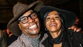 Kinky Boots - Billy Porter - Final Show - 11/15 -  Billy Porter and Reva Rice