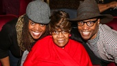 Kinky Boots - Billy Porter - Final Show - 11/15 -  MaryMartha Ford-Dieng - Cloerinda Ford - Billy Porter