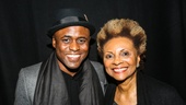 Kinky Boots - Billy Porter - Final Show - 11/15 -  Wayne Brady and Leslie Uggams