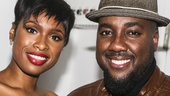 The Color Purple - Opening - 12/15 -  Jennifer Hudson and George Huff