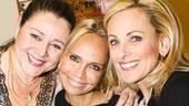Spring Awakening - Backstage - 1/16 - Cameron Manheim, Kristin Chenoweth and Marlee Matlin
