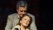 John Procaccino as Lover and Linda Lavin as Anna in Our Mother's Brief Affair