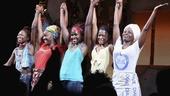 Eclipsed - Opening - 3/16 - GETTY - Zainab Jah - Saycon Sengbloh - Lupita Nyong'o - Pascale Armand - Akosua Busia