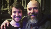 HS - 5/16 - Alex Brightman - Danny Burstein