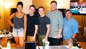 HS - 8/16 - Lilli Cooper - Nick Blaemire - Ethan Slater - Danny Skinner - Carlos Lopez