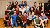 Rent - National Tour - Media Day - 8/16