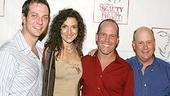 Photo Op - Beauty and the Beast Closing - David Spangenthal - Daria Lynn Scatton - Rod Roberts - Billy Vitelli