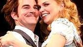 Photo Op - Young Frankenstein opens in Seattle - cc - Roger Bart - Sutton Foster