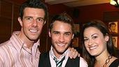 Photo Op - Ashley Brown & Gavin Lee at Sardi's - Gavin Lee - Josh Strickland - Ashley Brown