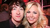 Photo Op - MTV Taping of Legally Blonde - Tom Higgneson - Laura Bell Bundy