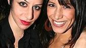 Photo Op - Fuerzabruta opening - Tamara Levinson - Marlyn Ortiz