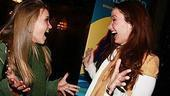 Photo Op - Emily Osment at Little Mermaid - Emily Osment - Sierra Boggess - 1