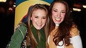 Photo Op - Emily Osment at Little Mermaid - Emily Osment - Sierra Boggess - 2
