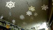 Holidays at Wicked 2007 - hallways decorations - 1