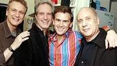 Daniel Reichard's final performance in Jersey Boys - Rick Elice - Bob Gaudio - Daniel Reichard - Marshall Brickman