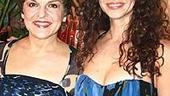 Broadway In the Heights Opening - Priscilla Lopez - Mandy Gonzalez