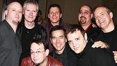 Jersey Boys Celebrate 1000 - band