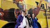Disney Bus - Ashley Brown - Tshidi Manye - Sierra Boggess