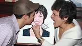 Priscilla Lopez Caricature at Sardi's - Priscilla Lopez - Lin-Manuel Miranda