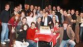 Jersey Boys Official 1000 Perfs - group