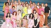 Frida at Mamma Mia - cast