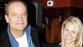 Grammer and Hodge final night at La Cage aux Folles – Kelsey Grammer – Jude Gordon Grammer – Kayte Walsh