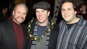 Grammer and Hodge final night at La Cage aux Folles – Barry Weissler – Douglas Hodge – David Babani