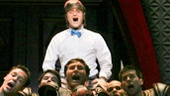 Show Photos - How to Succeed in Business - Daniel Radcliffe - John Larroquette